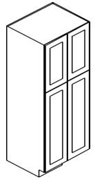 Pantry Cabinets - 2 Door