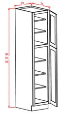 Pantry Cabinets-U18