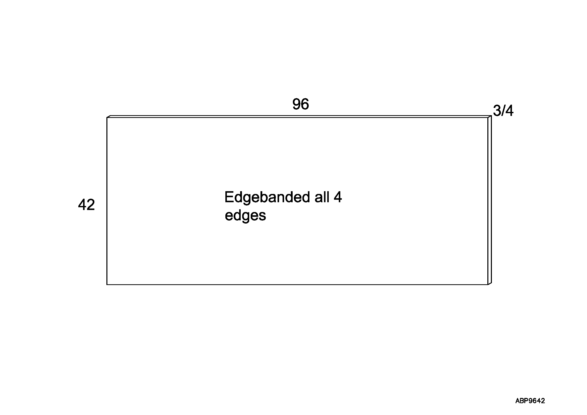 Panels - BP9635