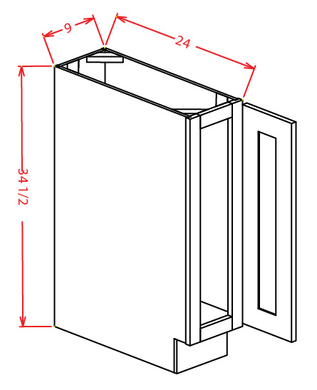 Full Height Base Cabinet