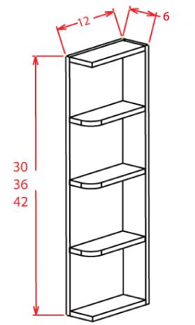 Open End Shelf