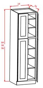 Pantry Cabinets-U24